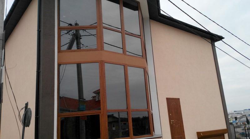 Утепление и облицовка фасада