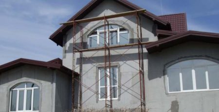 Утепление фасада №23