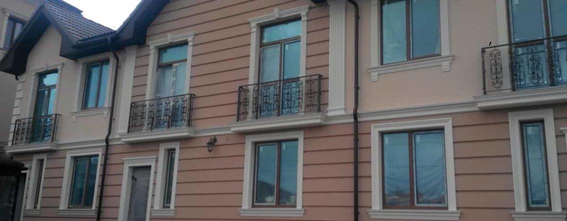 Утепление фасада №26
