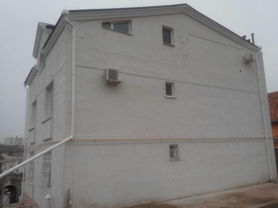 Облицовка фасада №1
