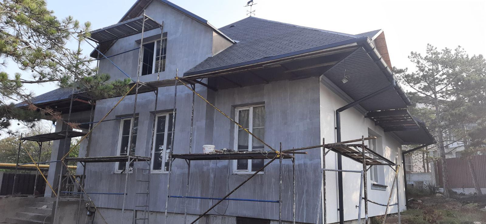 №68 Утепление фасадов в Севастополе быстро и качественно