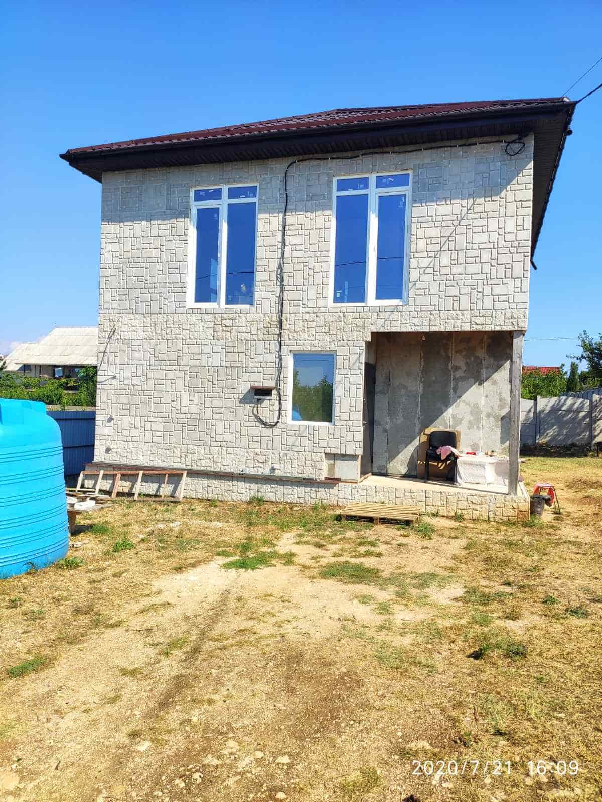 Процесс утепление фасада в Севастополе #66