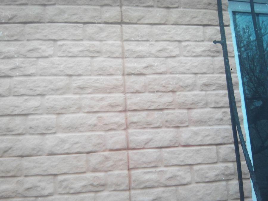 Облицовка фасада №3