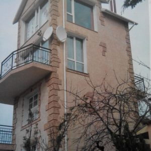 Облицовка фасада №11