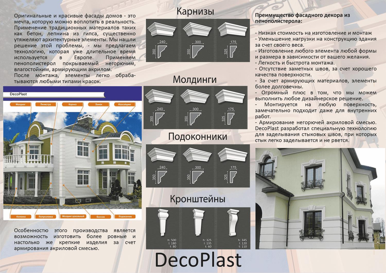 Каталог Архитектурный декор в Севастополе